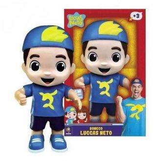 Imagem - Luccas Neto Boneco Gigante 1000 - Mimo Toys