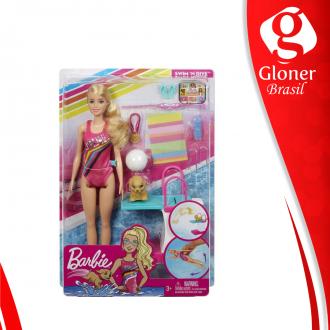 Imagem - Mattel Ghk23 Barbie Explorar e Descobrir Boneca