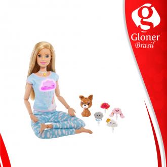 Imagem - Boneca  barbie medita  Gnk01-Mattel