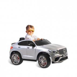 Imagem - Mini carro elétrico mercedes coupe 2639-Bandeirantes