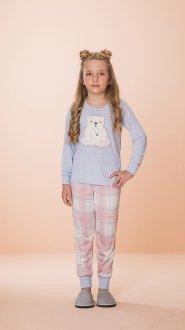 Imagem - Pijama Juvenil 2pcs - 1246 - Danka