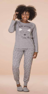 Imagem - Pijama 2pcs - 8575 - Danka
