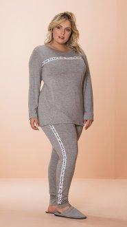 Imagem - Pijama Plus 2pcs - 8604 - Danka
