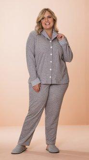 Imagem - Pijama Plus 2pcs - 8606 - Danka