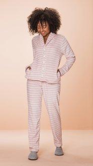 Imagem - Pijama Plush 2pcs - 8611 - Danka