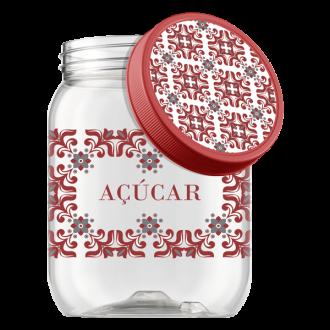 Imagem - Pote De Açúcar 1700 ml 9002 - Bandeirante