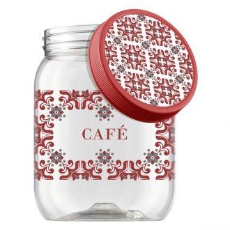 Imagem - Pote De Café 1700 ml 9202 - Bandeirante