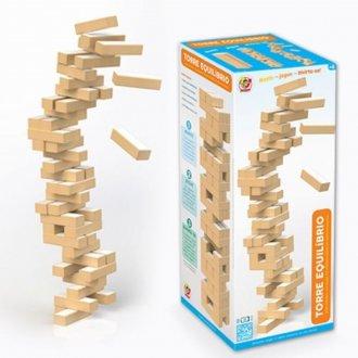 Imagem - Torre Equilíbrio Blocos 735 - Junges Brinquedos