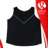 Blusa plus preta  G20265-9003-Cativa