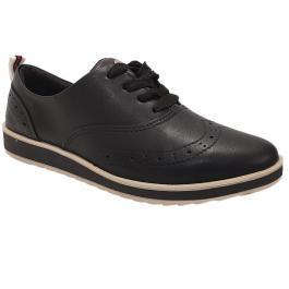 Imagem - Sapato Feminino Oxford Casual em Couro Dakota G1381