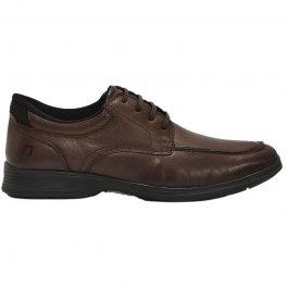 Imagem - Sapato Masculino Social com Cadarço em Couro Pipper EMOLD 55501PC