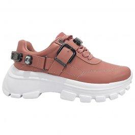 Imagem - Tênis Feminino Casual Chunky Sneakers Vizzano 1356.102