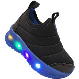 Imagem - Tênis Infantil com LED Novo pé 300N250