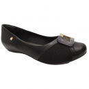 Sapato Salto Baixo Comfortflex 21-84304