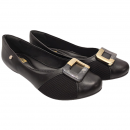 Sapato Salto Baixo Comfortflex 21-84304 3