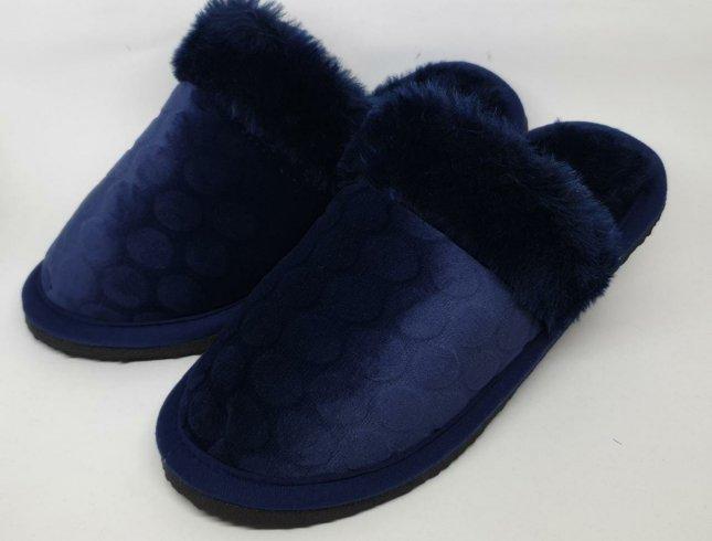 Imagem - Chinelo Pantufa Feminino Inverno Comfort Plush