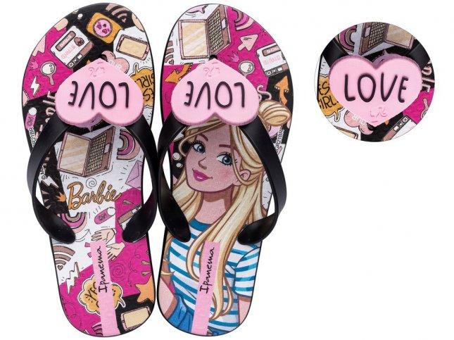 Imagem - Chinelo Infantil Menina Ipanema Barbie