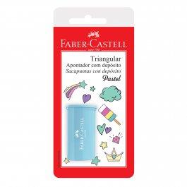 Imagem - Apontador C/ Depósito Faber Castell SM/125TZF