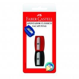 Imagem - Apontador Faber Castell C/2 SM/100ZF