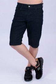 Imagem - Bermuda Jeans Masculina Marinho