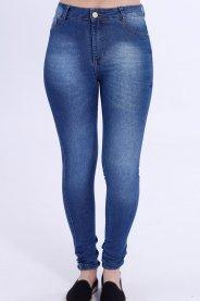 Imagem - Calça Jeans Feminina Jeging Básica