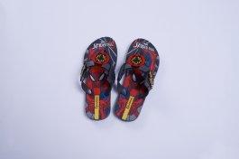 Imagem - Chinelo Infantil Menino Ipanema Homem Aranha Com Tiras Em 3D