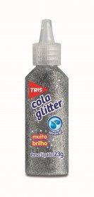 Imagem - Cola Glitter Tris Prata 23g