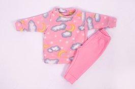 Imagem - Conjunto Soft Bebê Menina Estampado