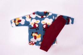 Imagem - Conjunto Soft Bebê Menino Estampado