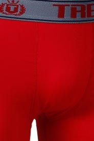 Imagem - Cueca Masculina Boxer Vermelha