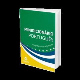Imagem - Minidicionário Português