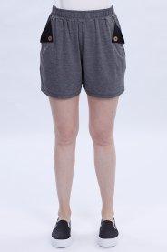 Imagem - Shorts Feminino Com Bolso