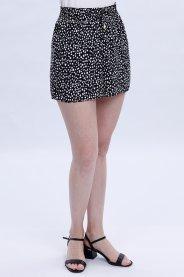 Imagem - Shorts Feminino com Cordão Estampado