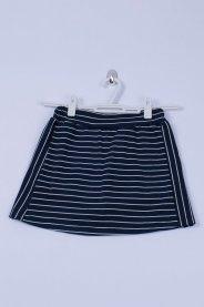 Imagem - Shorts Saia Infantil Listrado