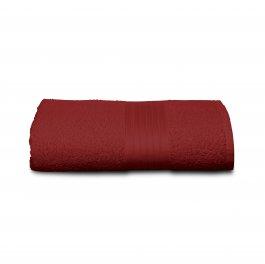 Imagem - Toalha de Rosto Vermelha