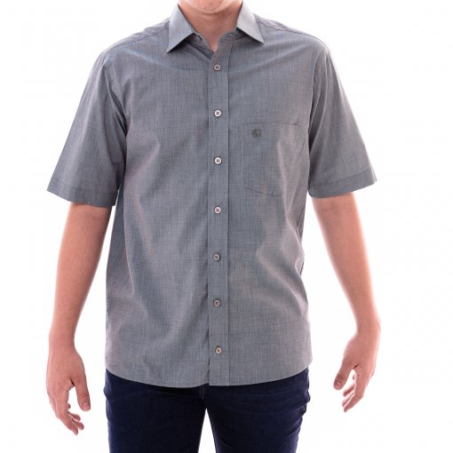 Camisa Tradicional Manga Curta