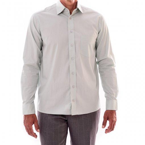 Camisa Tradicional Manga Longa