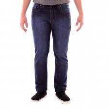 Imagem - Calça Jeans Skinny Azul Délavé cód: 127