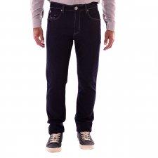 Imagem - Calça Jeans Tradicional Azul Original Reta cód: 128