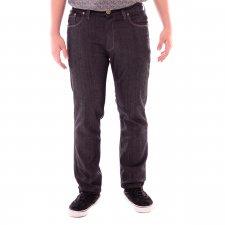 Imagem - Calça Jeans Tradicional Preta cód: 132
