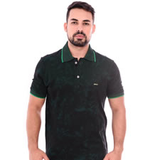 Imagem - Camiseta Gola Polo Verde cód: 086