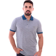Imagem - Camiseta Gola Polo Verde Furta Cor cód: 091