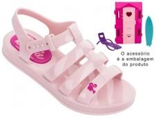 Imagem - Sandália Grendene Barbie Dream House Infantil cód: 642183210011150