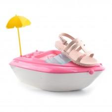 Imagem - Sandália Grendene Barbie Iate Infantil cód: 642200210012815