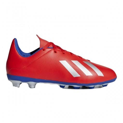 40786a5a76339 Chuteira Adidas Futebol Campo X 18.4 Fg Junior - Imagem 1
