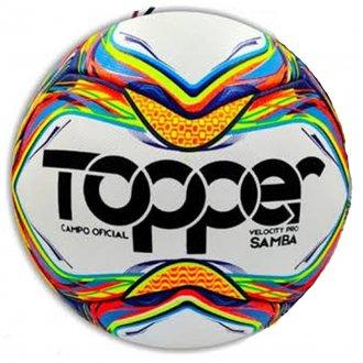 Imagem - Bola Topper Futcampo V Samba Pro 2020 Campeonato Gaucho - 5311000115-275-26