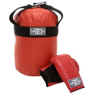 Imagem - Kit Boxe Punch Infantil