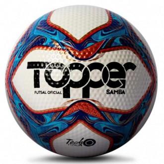 Imagem - Bola Topper Samba Futsal Iii - 3067-275-198
