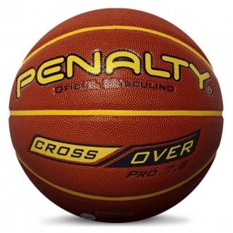 Imagem - Bola Penalty Basquete 7.8 Cross Over X Pro Nbb - 521274-197-156