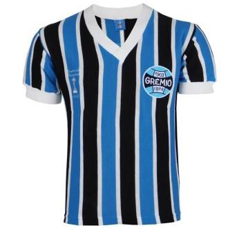 Imagem - Camisa Gremio Retro Libertadores 83 - GLIB15-318-20